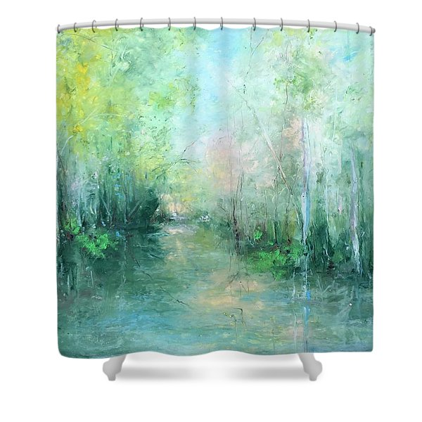 Reoccurring Dream Shower Curtain