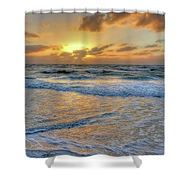 Restless Shower Curtain