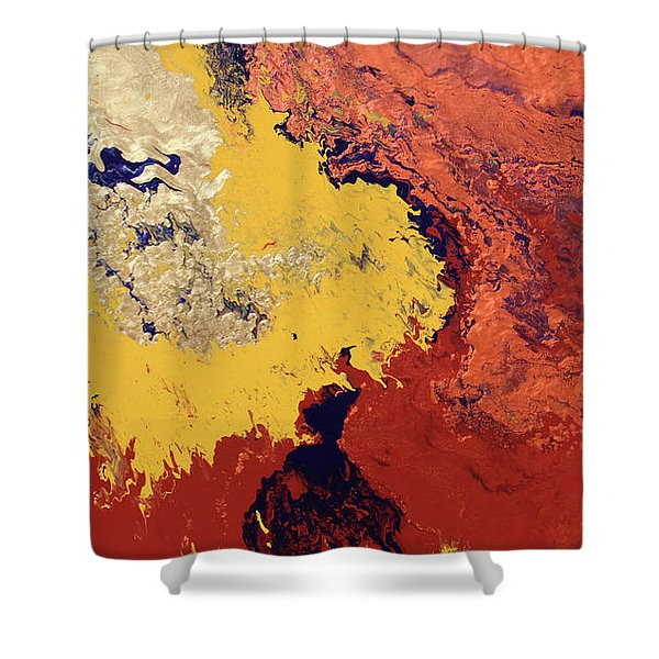 Revelation Shower Curtain