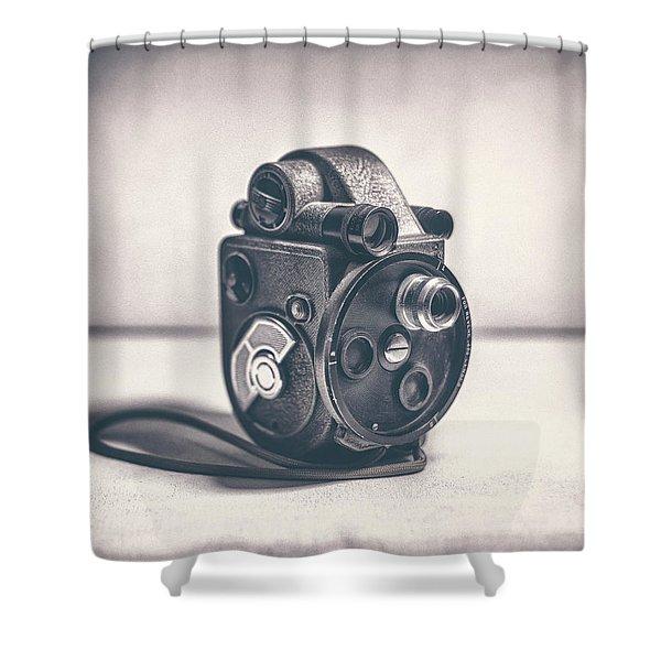 Revere Eight - Model 99 Shower Curtain