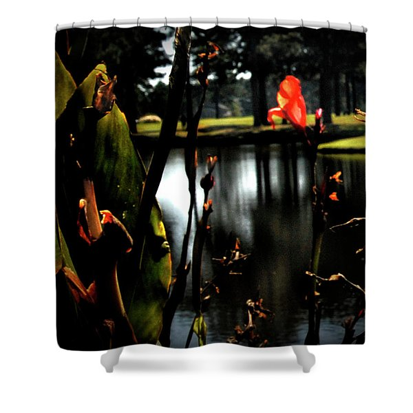 Shower Curtain featuring the photograph Reverie In Color by Gerlinde Keating - Galleria GK Keating Associates Inc
