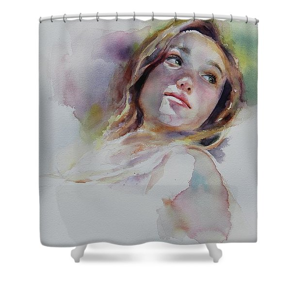 Reverie Shower Curtain