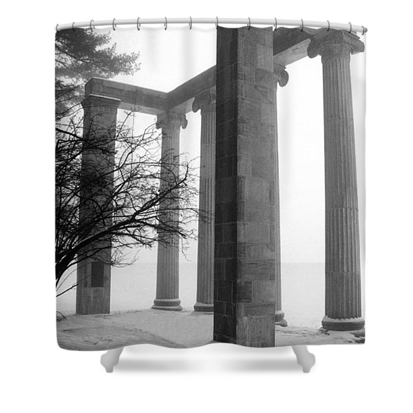 Revolutionary Reflections Shower Curtain