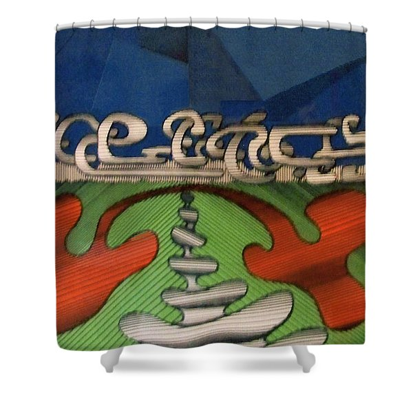 Rfb0102 Shower Curtain