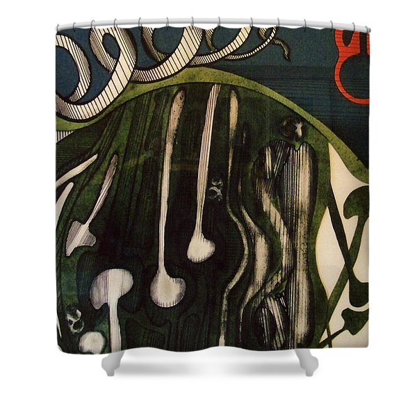 Rfb0106 Shower Curtain