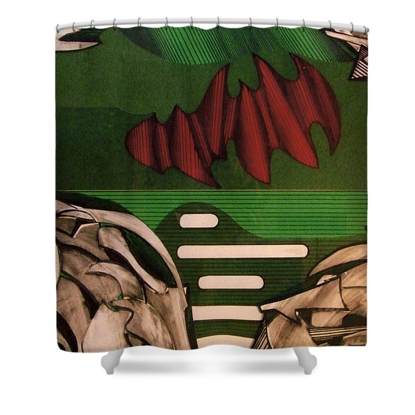 Rfb0110 Shower Curtain