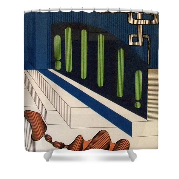 Rfb0111 Shower Curtain