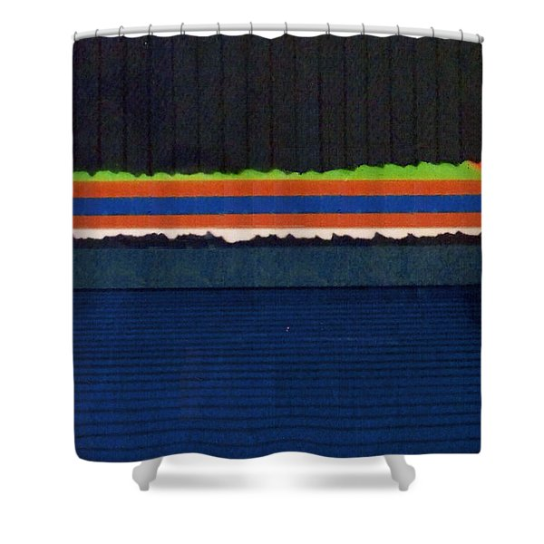 Rfb0115 Shower Curtain