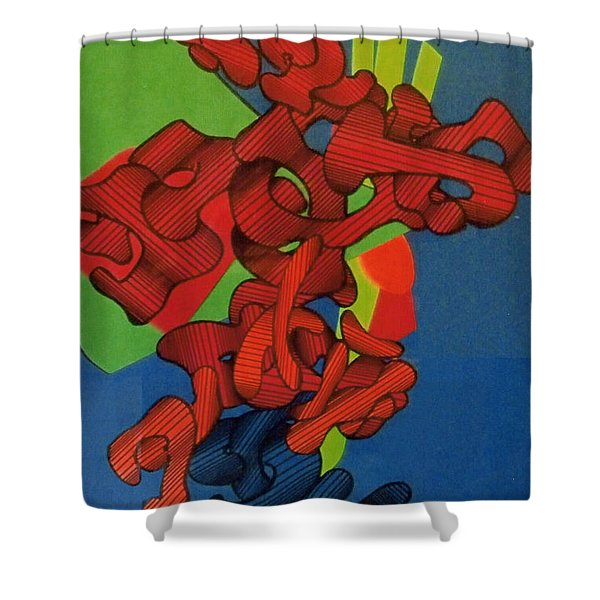 Rfb0116 Shower Curtain
