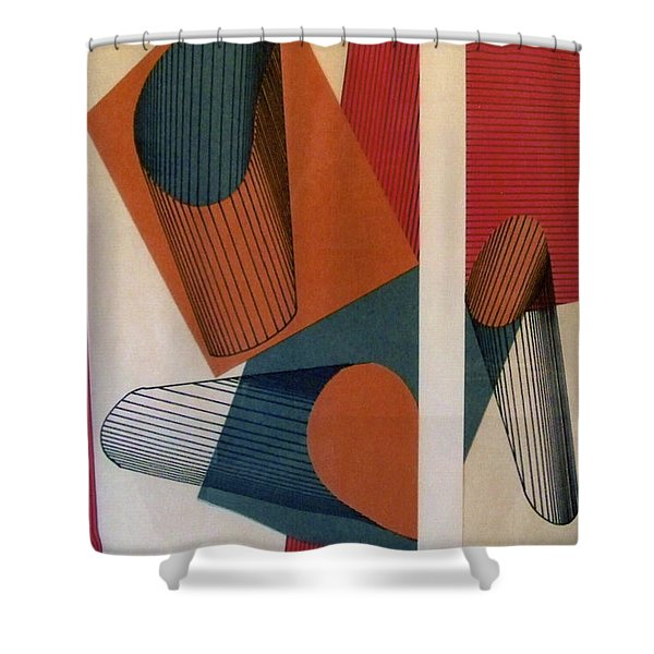 Rfb0119 Shower Curtain