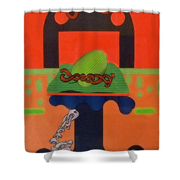 Rfb0121 Shower Curtain