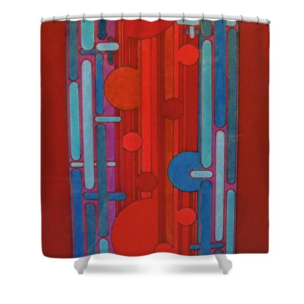 Rfb0125 Shower Curtain