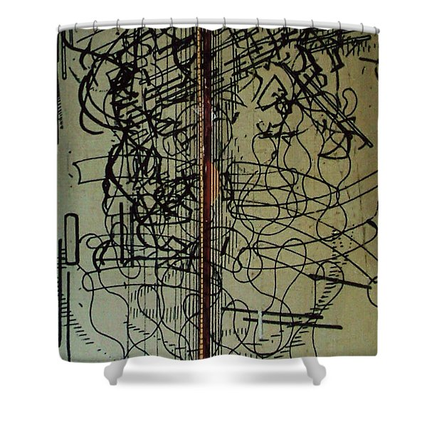 Rfb0203 Shower Curtain