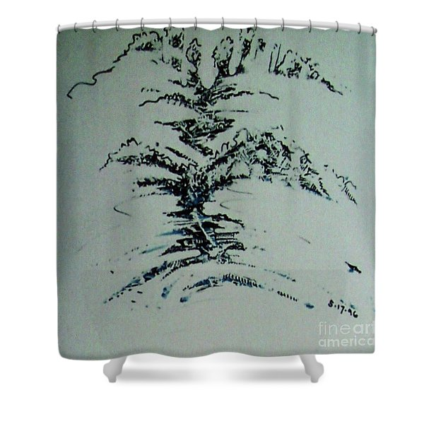 Rfb0206 Shower Curtain
