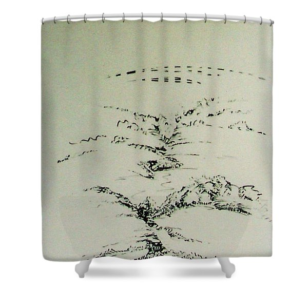 Rfb0209-2 Shower Curtain