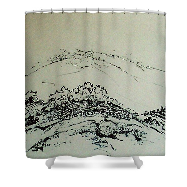 Rfb0211 Shower Curtain