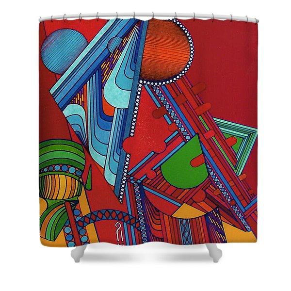 Rfb0301 Shower Curtain