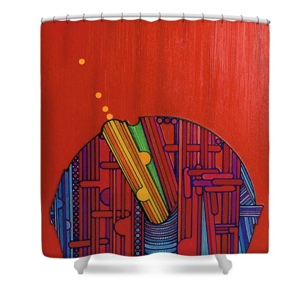 Rfb0302 Shower Curtain