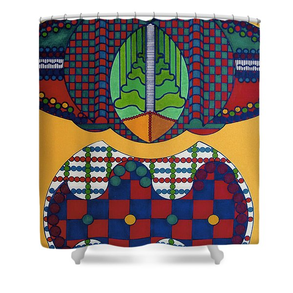 Rfb0401 Shower Curtain