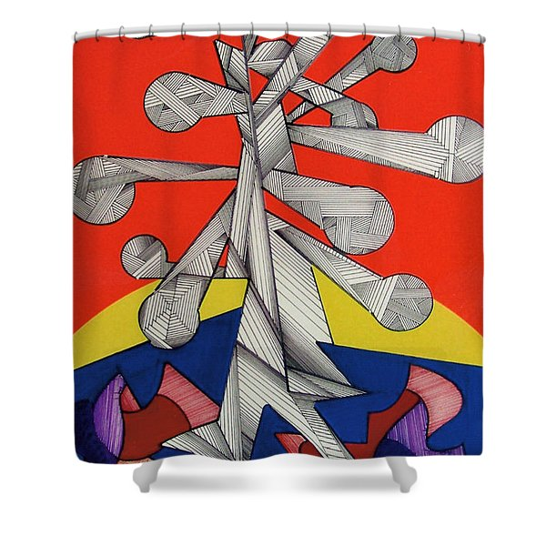 Rfb0501 Shower Curtain
