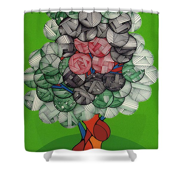 Rfb0503 Shower Curtain