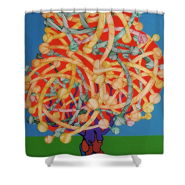 Rfb0504 Shower Curtain