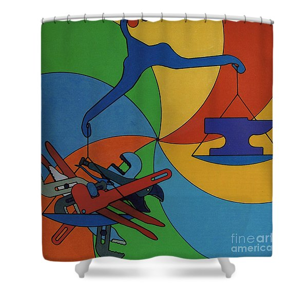 Rfb0924 Shower Curtain