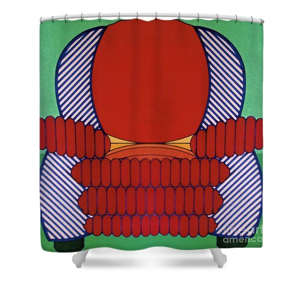 Rfb1059 Shower Curtain