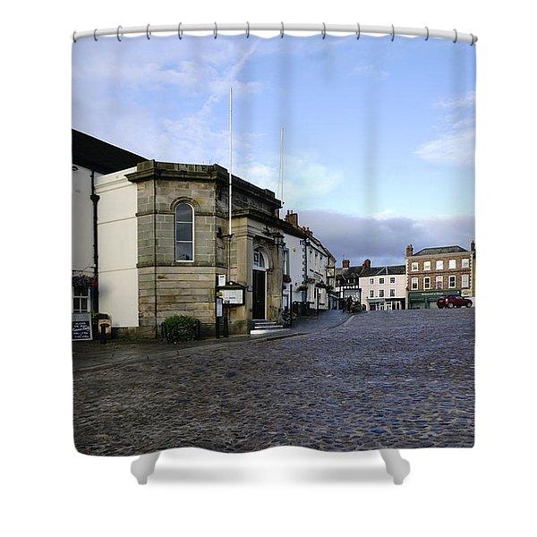 Richmond Market Place Shower Curtain