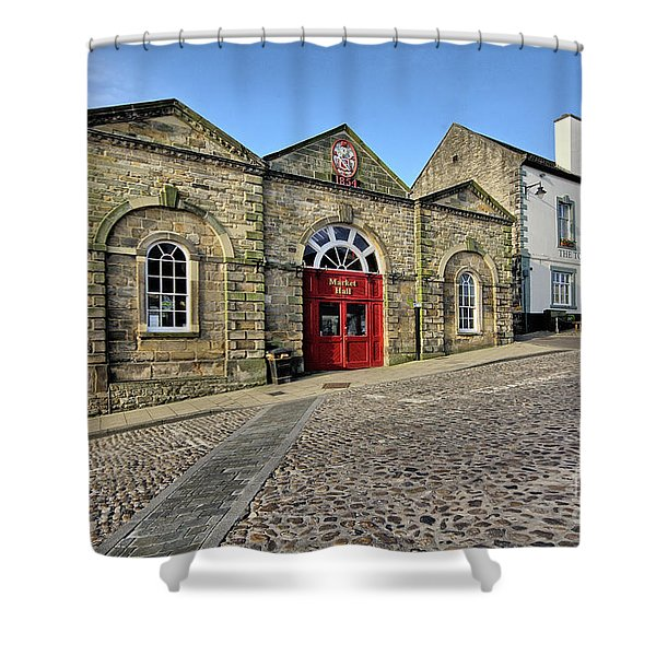 Richmond Victorian Market Shower Curtain