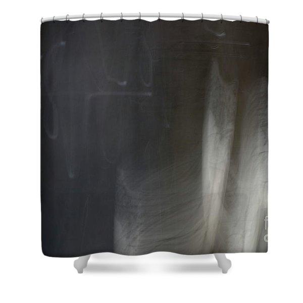 Right Light Shower Curtain