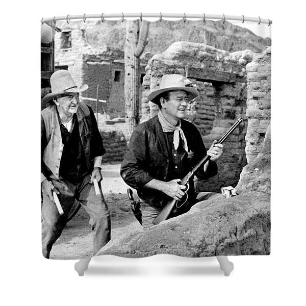 Rio Bravo Shower Curtain