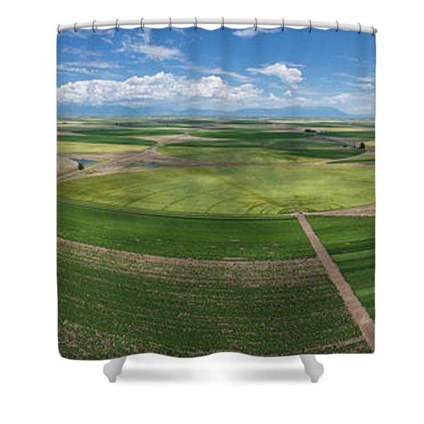 Rio Grande Valley Farms Shower Curtain