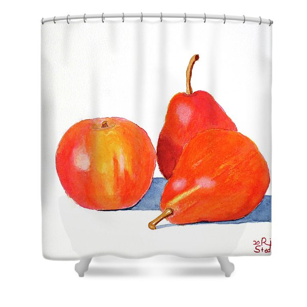 Ripe And Ready To Eat Shower Curtain