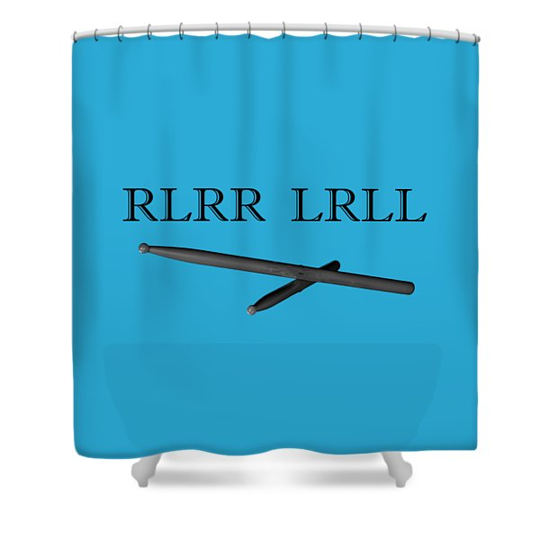 Rlrr Lrll Shower Curtain