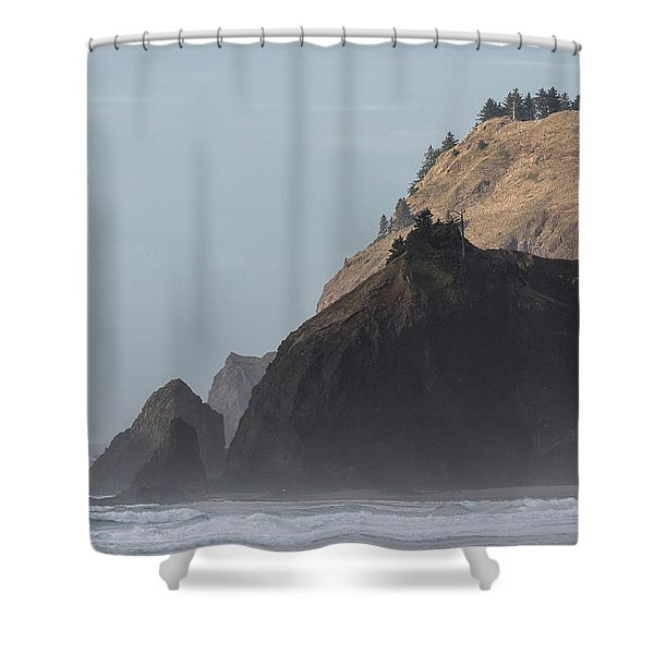 Road's End Shower Curtain