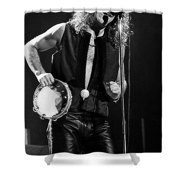 Robert Plant-0062 Shower Curtain