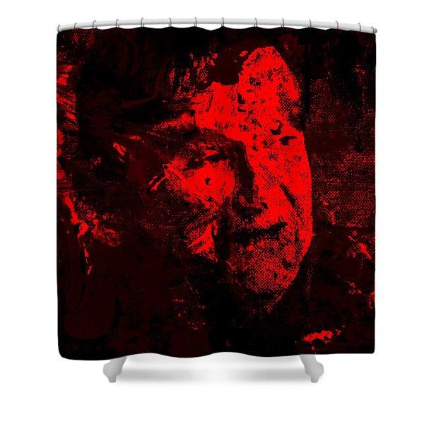 Robin Williams 5a Shower Curtain
