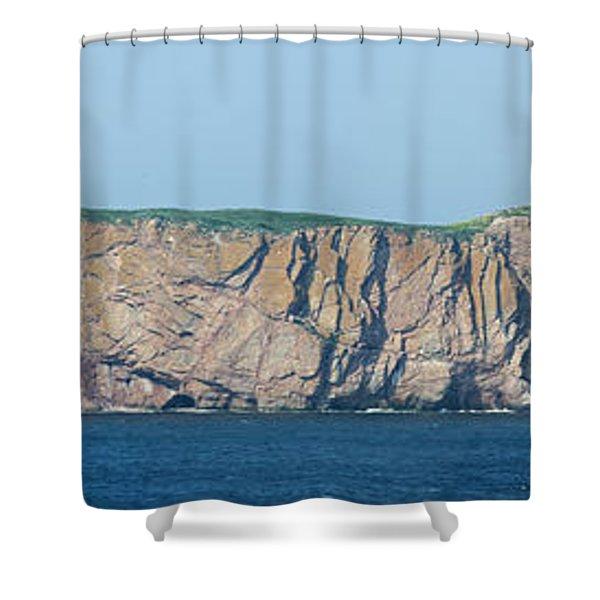 Rocher Perce Shower Curtain