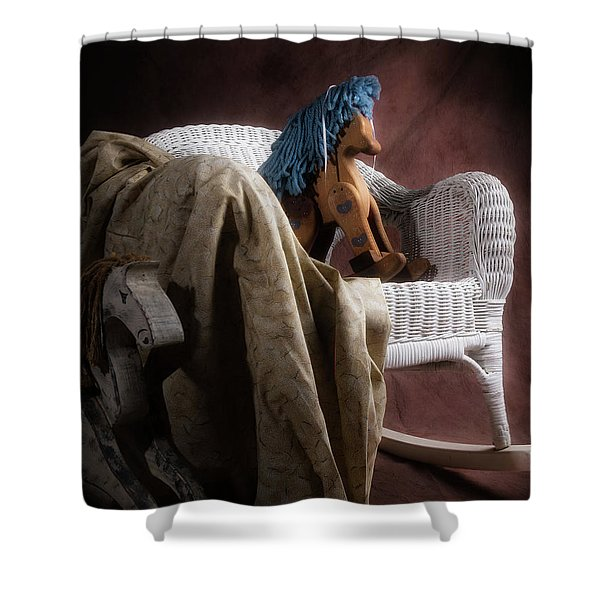 Rockers Shower Curtain