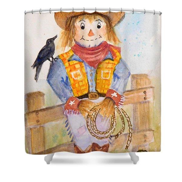 Rodeo Sam Shower Curtain