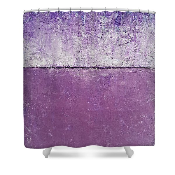 Romantic Rainy Night Shower Curtain