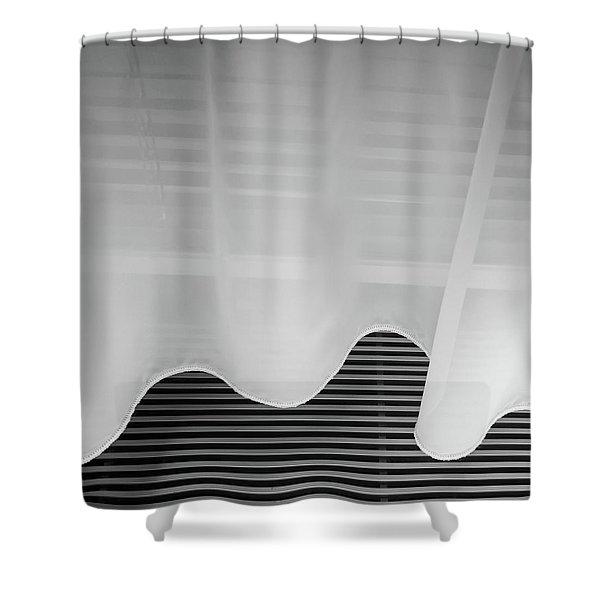 Room 515 Shower Curtain