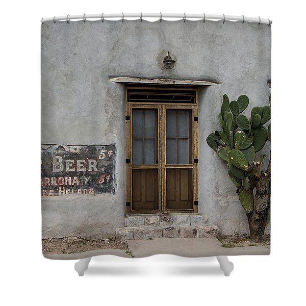 Root Beer And Chardonnay? Shower Curtain