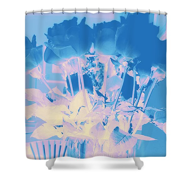 Roses #12 Shower Curtain