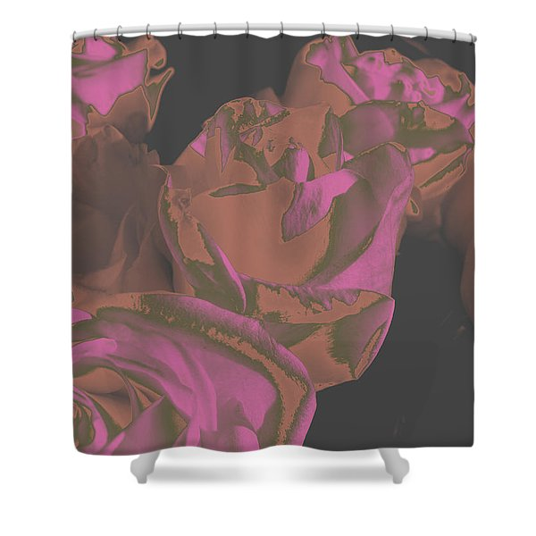 Roses #2 Shower Curtain