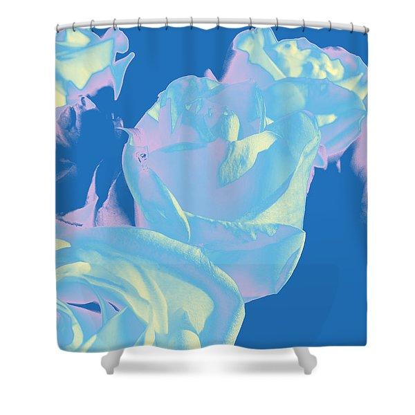 Roses #3 Shower Curtain