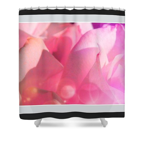Roses #9 Shower Curtain