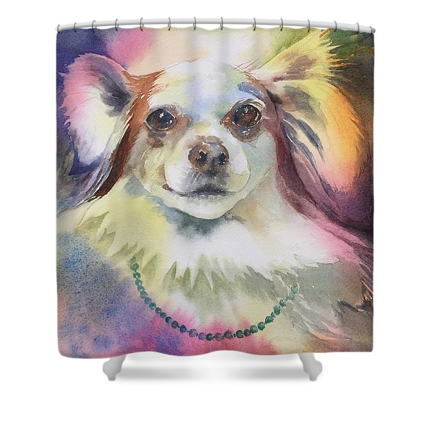 Roux Shower Curtain