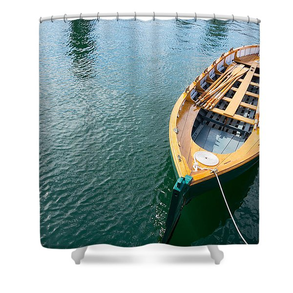 Rowboat Shower Curtain